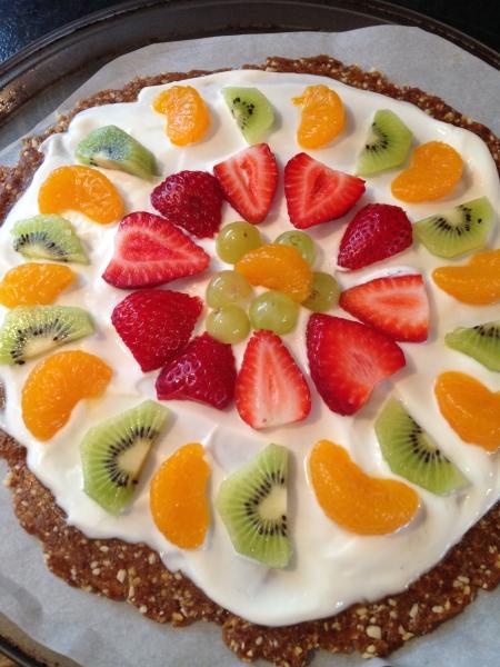 healthy summer fruit desserts pillsbury fruit pizza